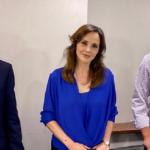 Lilly Téllez se suma a la bancada del PAN en el Senado