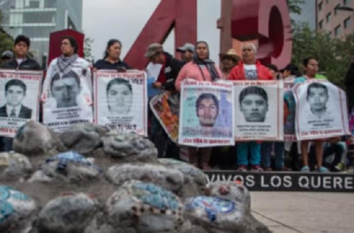 Comienzan las jornadas de protesta por los siete años del caso Ayotzinapa