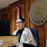 Preocupantes, las amenazas al reconocimiento de la pluralidad política: diputada Sauri Riancho