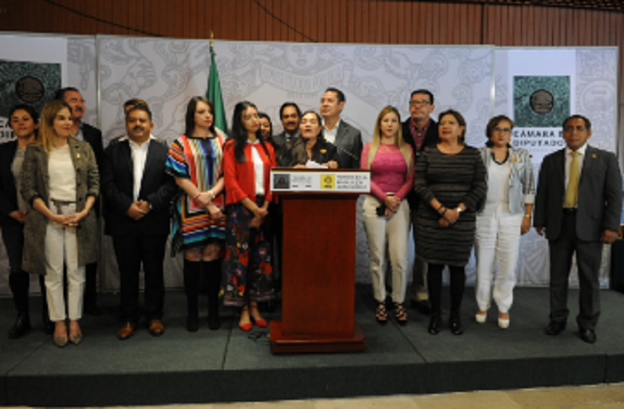 Exige PRD investigar y no dejar en la impunidad a Irma Eréndira Sandoval; incumplió la ley y sus obligaciones al frente de la SFP