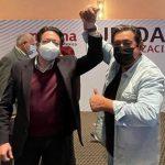 Exige PRD retiro oficial de candidatura a Félix Salgado
