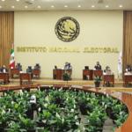 INE ordena a los grupos parlamentarios de Morena y al periódico La Jornada se abstengan de difundir la Consulta Popular del próximo 1° de agosto