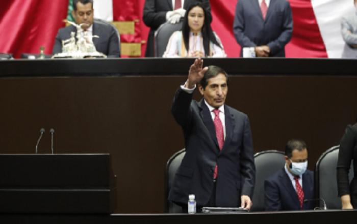 Comparece el secretario de Hacienda ante el Pleno de la Cámara de Diputados