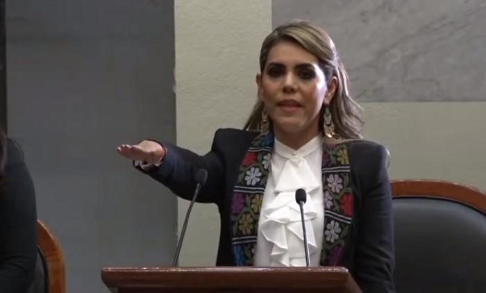 Evelyn Salgado ya es gobernadora de Guerrero